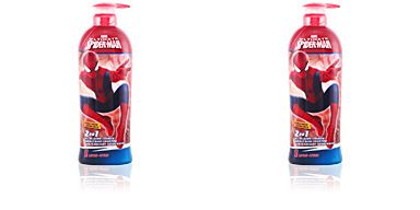 Gel de banho SPIDERMAN 2 en 1 bath gel & shampoo Marvel