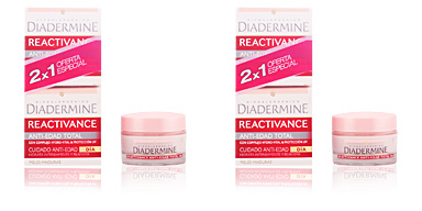 Diadermine REACTIVANCE CREMA anti-age TOTAL DIA PIEL MADURA SET 2 pz