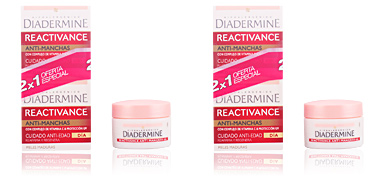 REACTIVANCE CREMA ANTIMANCHAS DIA PIEL MADURA LOTTO 2 pz Diadermine