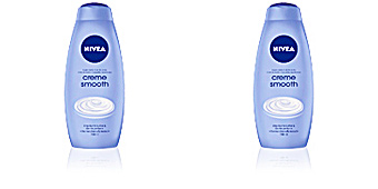CREME SMOOTH gel shower cream 750 ml Nivea
