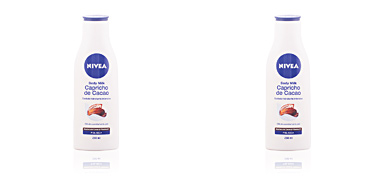 Nivea CAPRICHO DE CACAO body milk piel seca 250 ml