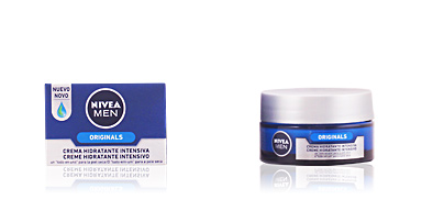 Face moisturizer MEN ORIGINALS crema hidratante intensiva Nivea