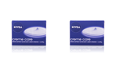 Nivea CREME CARE JABONES LOTTO 3 pz