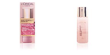 Tónico facial AGE PERFECT GOLDEN AGE loción serum iluminadora L'Oréal París