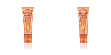 Tratamiento hidratante pelo ELVIVE aceite extraordinario crema sin aclarado L'Oréal París