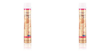 Fijadores y Acabados ELNETT laca fijación fuerte cabellos teñidos L'Oréal París