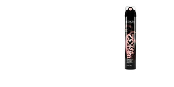 Fixation et Finition TRIPLE TAKE extreme high-hold hairspray Redken