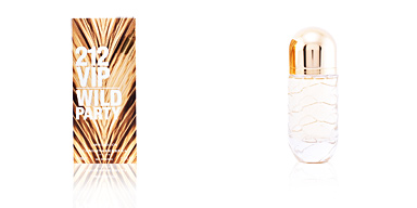 212 VIP WILD PARTY eau de toilette vaporizzatore 80 ml Carolina Herrera