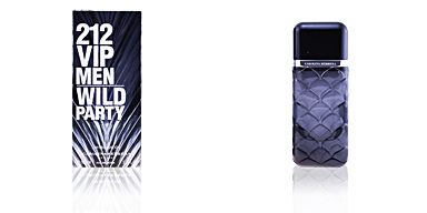 Carolina Herrera 212 VIP MEN WILD PARTY edt vaporizador 100 ml
