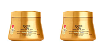 Mascarillas MYTHIC OIL rich mask #thick hair L'Oréal Professionnel