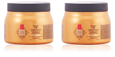 MYTHIC OIL rich mask #thick hair L'Oréal Expert Professionnel