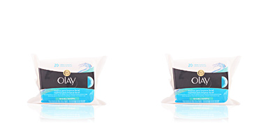 Desmaquillante ESSENTIALS toallitas para limpieza facial extra suaves Olay