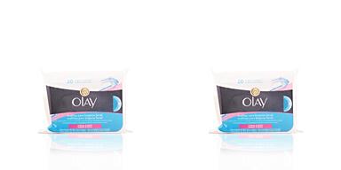 Desmaquillante ESSENTIALS toallitas para limpieza facial Olay
