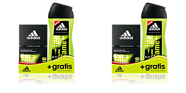 Adidas PURE GAME COFFRET perfume