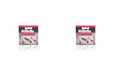 Gillette GILLETTE CONTOUR cargador 5 recambios
