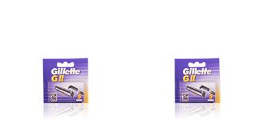 Gillette G-II cargador 5 recambios