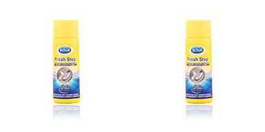 Foot cream & treatments FRESH STEP polvos 2-en-1 para pies y calzado Doctor Scholl