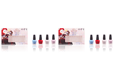 Opi ALICE THROUGH THE LOOKING GLASS SET 4 pz