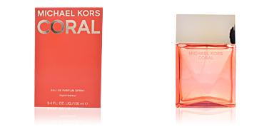 Michael Kors CORAL eau de parfum spray 100 ml