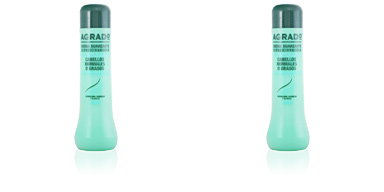 Detangling conditioner CREMA SUAVIZANTE cabello graso o normal Agrado