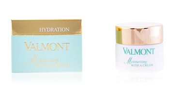 Face moisturizer HYDRATION moisturizing with a cream Valmont