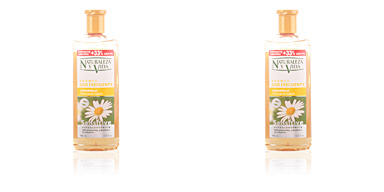 Naturaleza Y Vida CHAMPU SENSITIVE camomila 300+100 ml