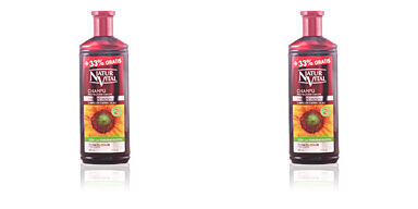 Naturaleza Y Vida CHAMPU COLOR caoba 300+100 ml