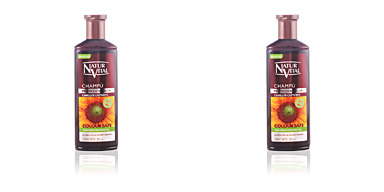 Naturaleza Y Vida shampoo COLOR castaño 300 ml