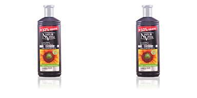 Naturaleza Y Vida CHAMPU COLOR negro 300+100 ml