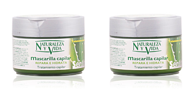 Naturaleza Y Vida MASCARILLA REPARA E HIDRATA sensitive 300 ml