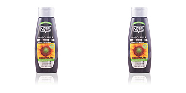 Naturaleza Y Vida MASCARILLA COLOR cabellos negros 300 ml