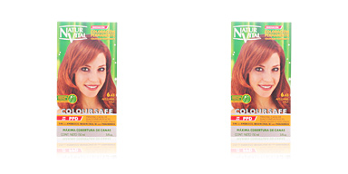COLOURSAFE tinte permanente #6.43-avellana 150 ml Naturaleza Y Vida