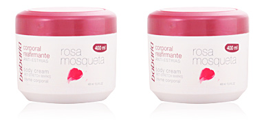 ROSA MOSQUETA crema corporal anti-estrías Babaria