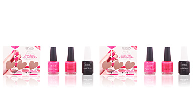 COLORSTAY GEL ENVY PINK, PINK SUMMER COFFRET Revlon Make Up