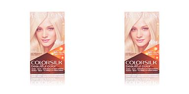 Dye COLORSILK tinte #05-rubio ceniza ultra claro Revlon