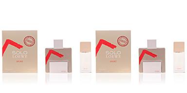 Loewe SOLO LOEWE SPORT COFFRET 2 pz