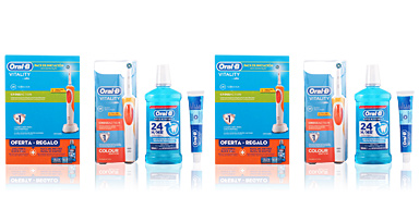 ORAL-B VITALITY CROSS ACTION SALUD set 3 pz Oral-b