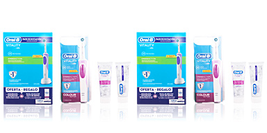 Spazzolino da denti elettrico ORAL-B VITALITY CROSS ACTION BELLEZA LOTTO Oral-b