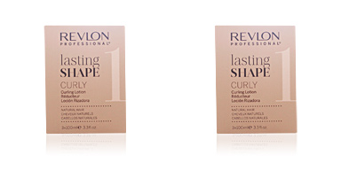 LASTING SHAPE curling lotion 3 x 100 ml Revlon