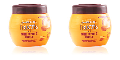 Garnier FRUCTIS REPAIR BUTTER mascarilla 400 ml