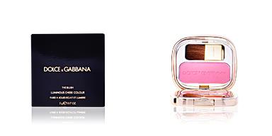 Dolce & Gabbana Makeup THE BLUSH luminous cheek colour #33-rosebud 5 gr