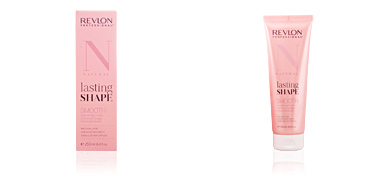 Traitement à la kératine LASTING SHAPE smooth natural hair Revlon
