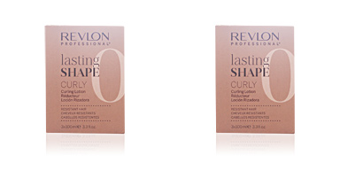 Hair styling product LASTING SHAPE curling lotion resistent hair Revlon