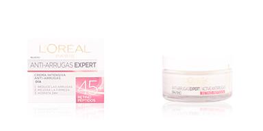 Anti aging cream & anti wrinkle treatment ANTI-ARRUGAS EXPERT crema intensiva antiarrugas L'Oréal París