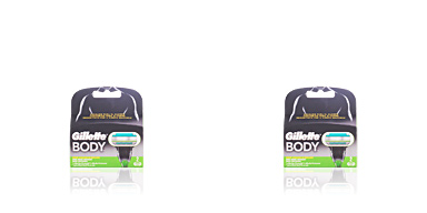 BODY cargador Gillette