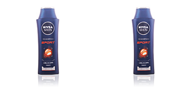 Nivea MEN SPORT  champú-gel mineralizado 250 ml