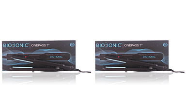 BIO IONIC onepass silicone speed strip 1.0 Iron Bio Ionic