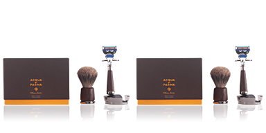 Shaving Set COLLEZIONE BARBIERE deluxe stand fusion Acqua Di Parma