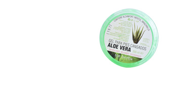 Manicure and Pedicure TOT HERBA GEL PIES CANSADOS aloe vera Tot Herba