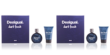 Desigual DARK FRESH MAN COFFRET 2 pz